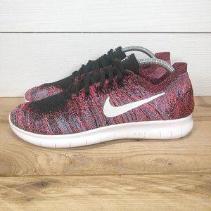 Women's Nike Free RN Flyknit running shoes - 10